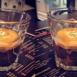 Espresso na ledu se smetanou