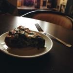 Špenátový quiche ze špaldové mouky