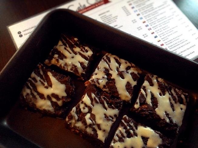 nepecene brownies