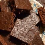 Bezlepkový vegan perník s čokoládou