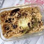 Jak upéct rýži v troubě