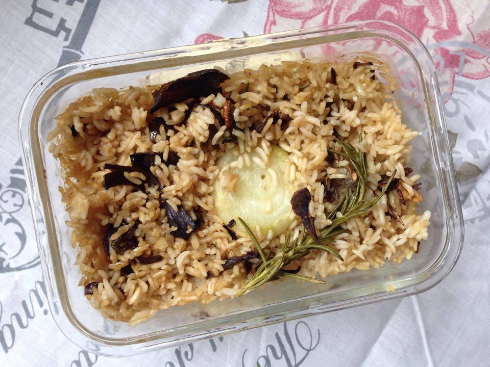 rýže do trouby
