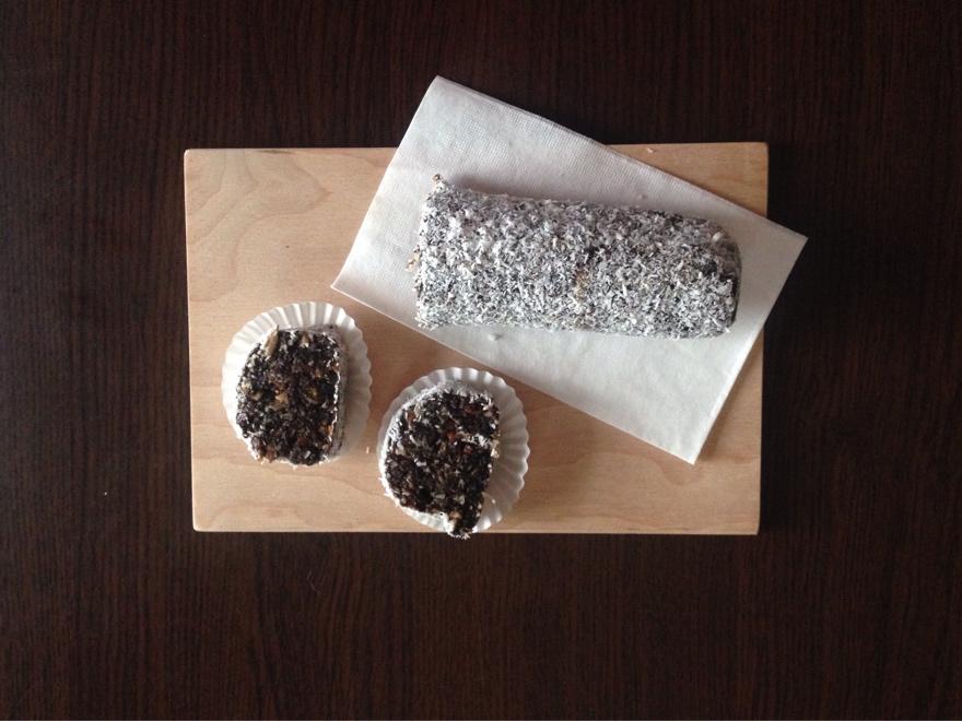 raw makový závin