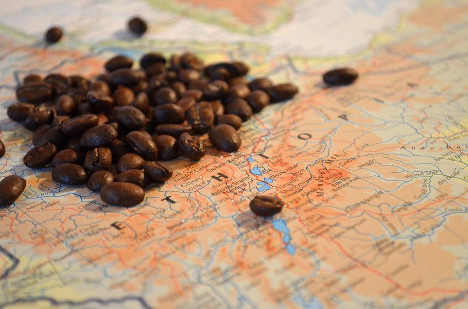Káva Etiopie
