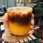 Espresso-mango neboli mango shot